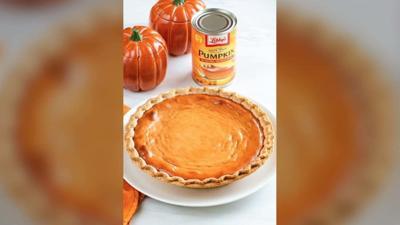 Libby's Pumpkin Pie