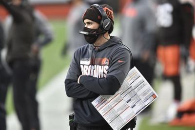 Cleveland rocked: Browns lose Stefanski vs. Steelers to virus