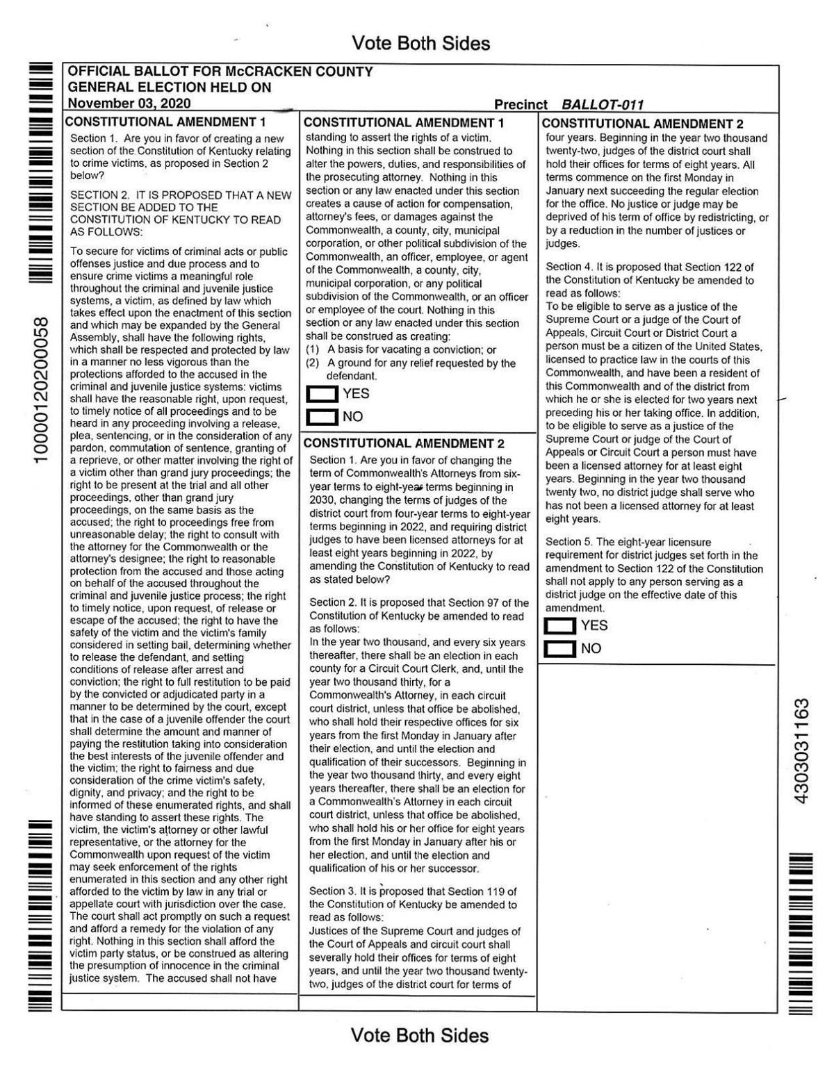 Copy of Constitutional Amendment