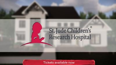 St. Jude 2020 dream home tickets available