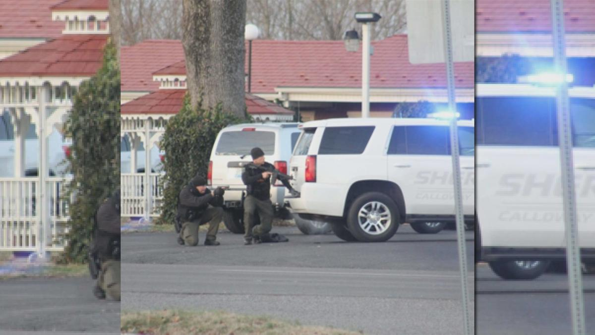 BREAKING: Police standoff in Murray, KY overnight | Archive