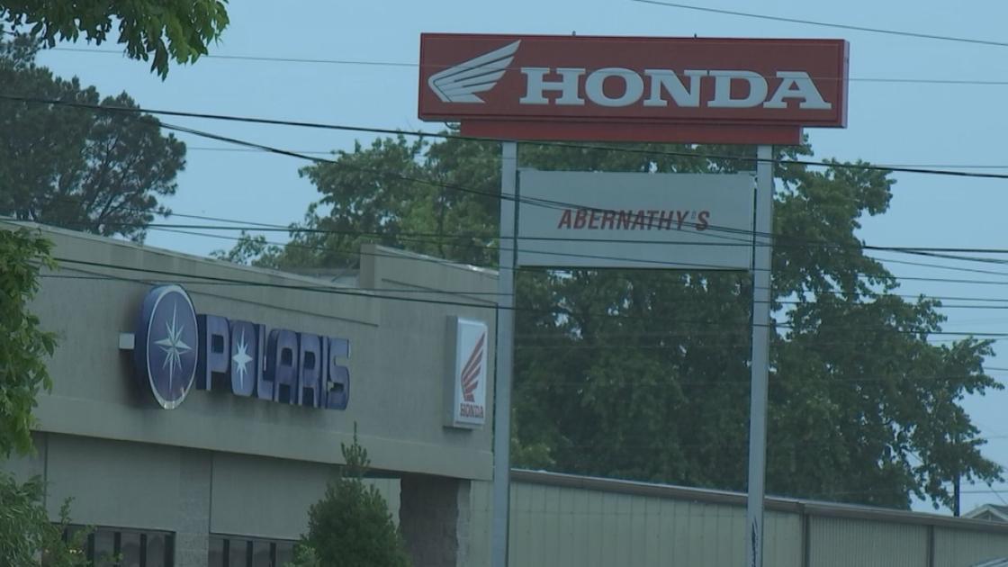 honda drops local motorcycle dealership after racist facebook post wpsd local 6 honda drops local motorcycle dealership