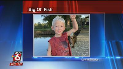 10/19 Big Ol' Fish