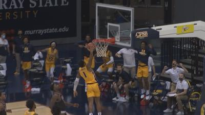 Racers rout Austin Peay 87-57