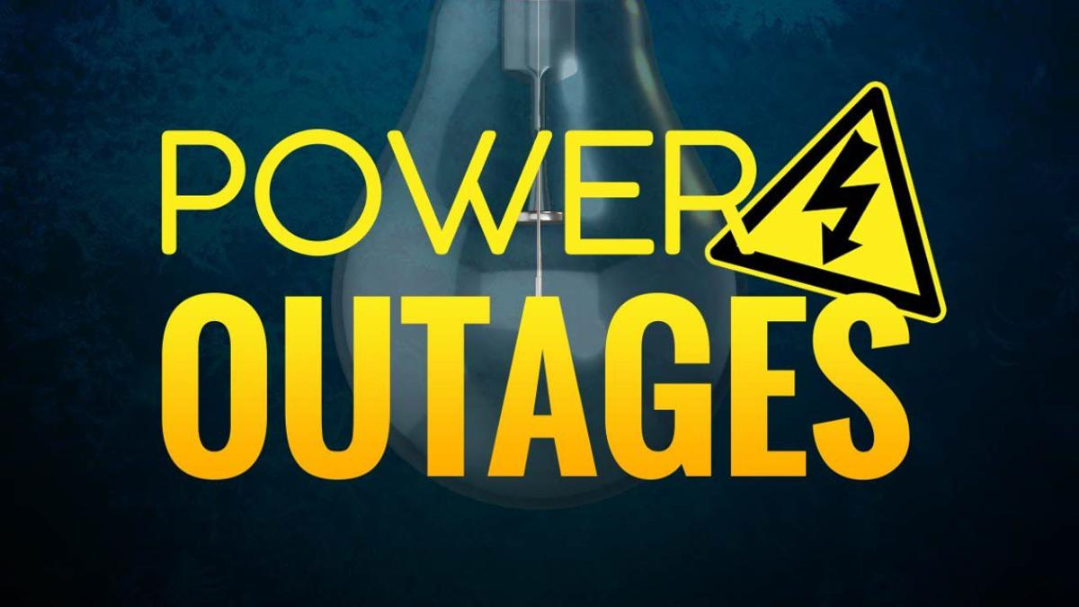 Power outages in the Local 6 area due to storms | News ... on energy map illinois, power outages atlanta area map, tornado map illinois, power transmission lines map illinois, current road conditions illinois, weather map illinois, crime map illinois, power outages in indianapolis indiana, current power outages in illinois, flood map illinois,