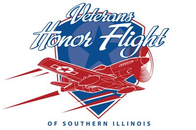 Veterans Honor Flight of Southern Illinois logo