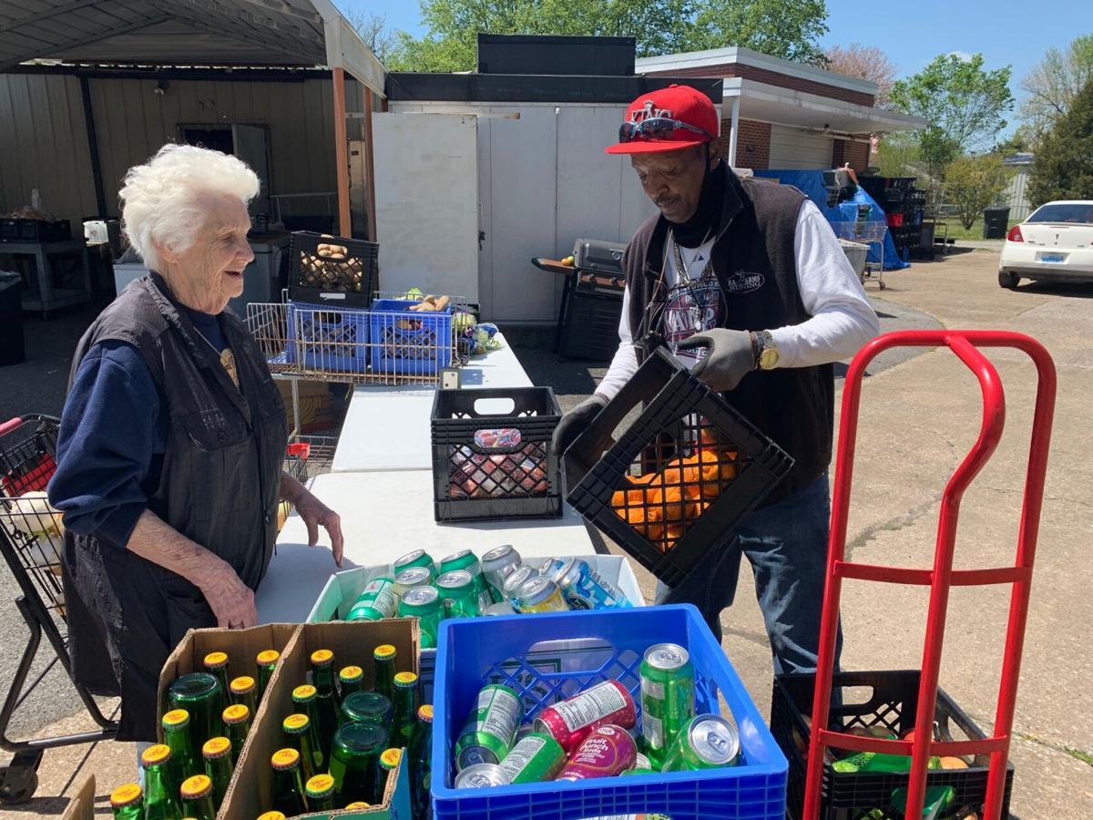 Martha's Vineyard food giveaway 4/19/21