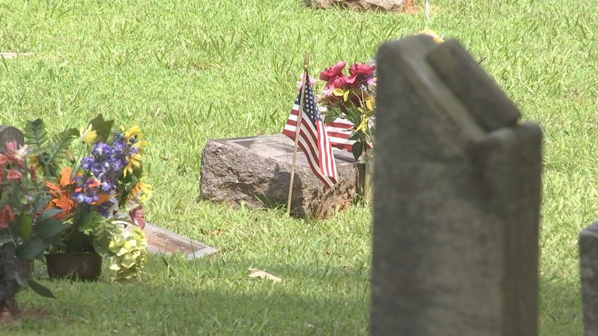 Veteran Gravesite