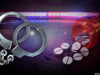 drug arrests generic