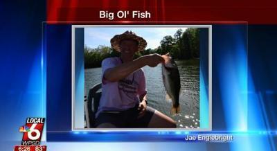 7/31 Big Ol' Fish