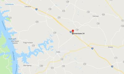 All lanes of I-24 westbound near Cadiz, KY reopened after ... on trigg co ky map, portsmouth ky map, city of franklin ky map, owensboro ky map, adolphus ky map, edinburgh ky map, bardwell ky map, elizabethtown ky map, cadiz beaches, coxs creek ky map, fairfield ky map, geneva ky map, kentucky lake ky map, adams ky map, smiths grove ky map, de mossville ky map, munfordville ky map, allen ky map, stewart county ky map, busy ky map,