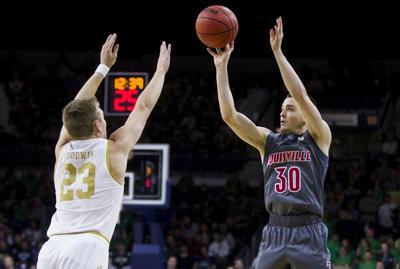 No. 11 Louisville escapes Pitt upset bid in overtime, 72-68