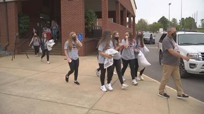 """Hickman County leaves for All """"A"""" State Tournament"""