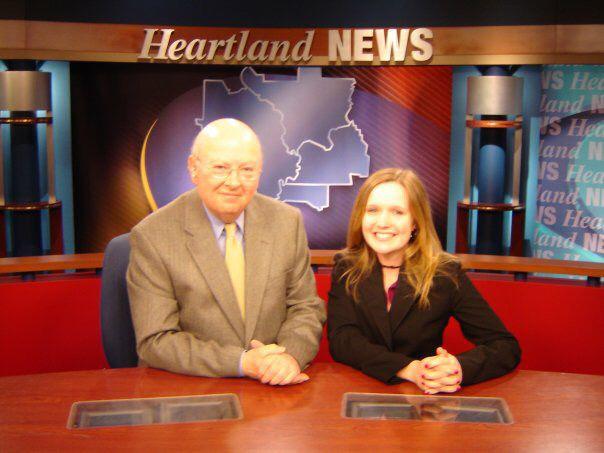 Jennifer Horbelt and Mike Shain