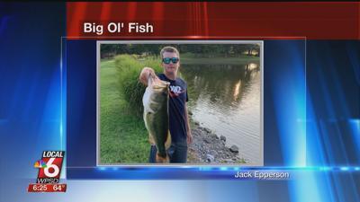 10/12 Big Ol' Fish