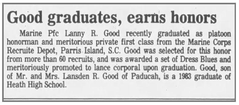Lannie and Eric Good Paducah Sun PART 2