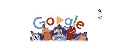 international women's day google