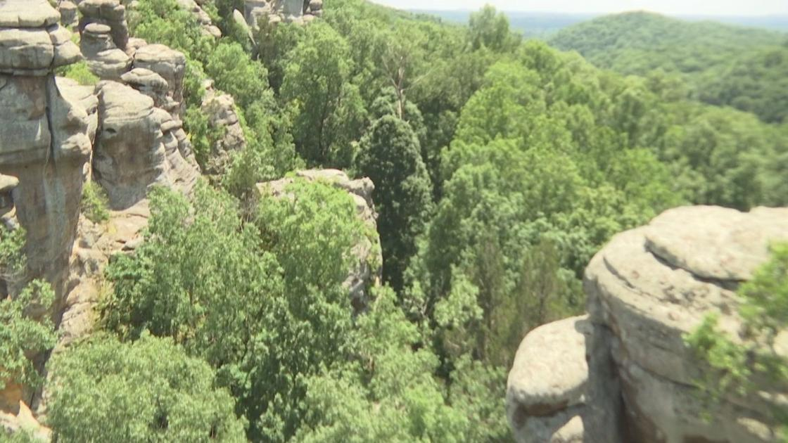 Garden Of The Gods Closed To Visitors News Wpsd Local 6