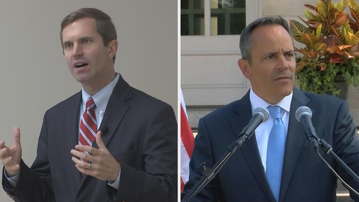 Bevin calls out Beshear