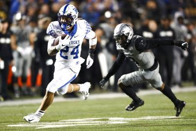 Kentucky rushes past Vanderbilt, keeps bowl hopes alive