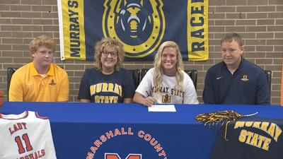 Conner officially signs with Murray State