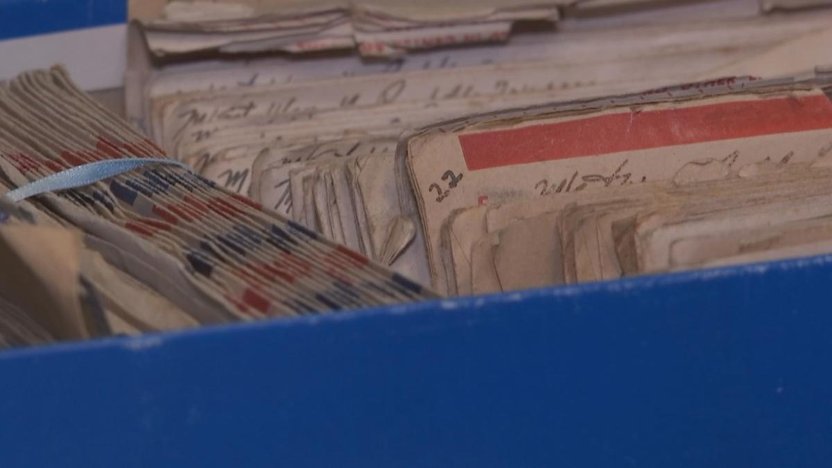 William Newton Ruddle letters
