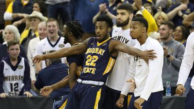 Whitley leaving Murray State basketball program