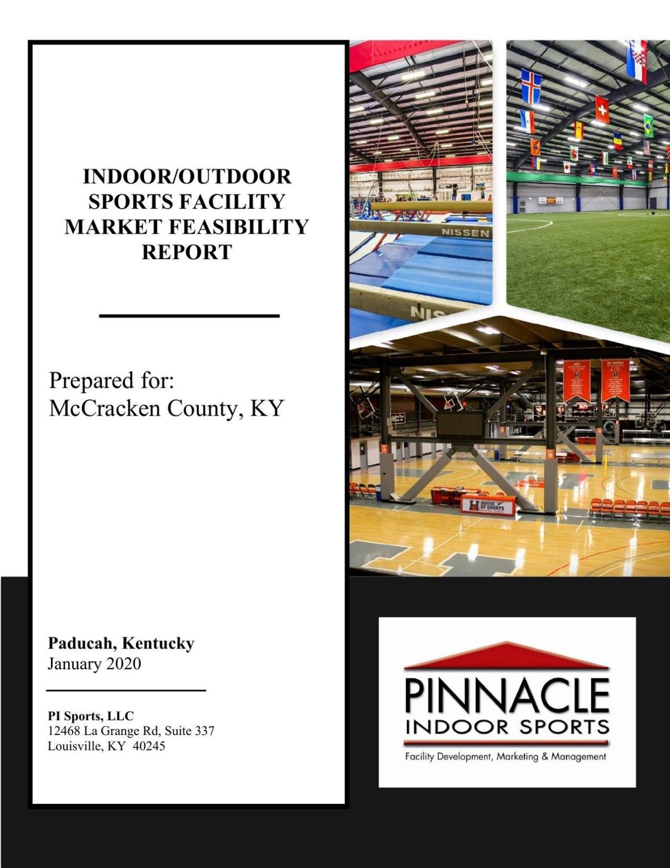 Pinnacle sports facility study