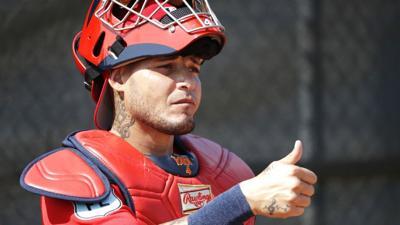 Cardinals activate Molina, put Martinez on injured list