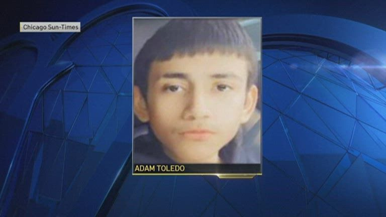 13-year-old Adam Toledo