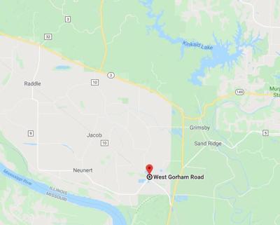 Deadly Jackson County crash map