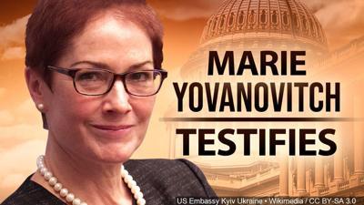 marie yovanovitch testifies