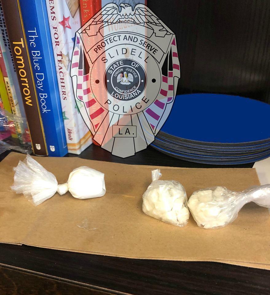 Kindergarten cocaine