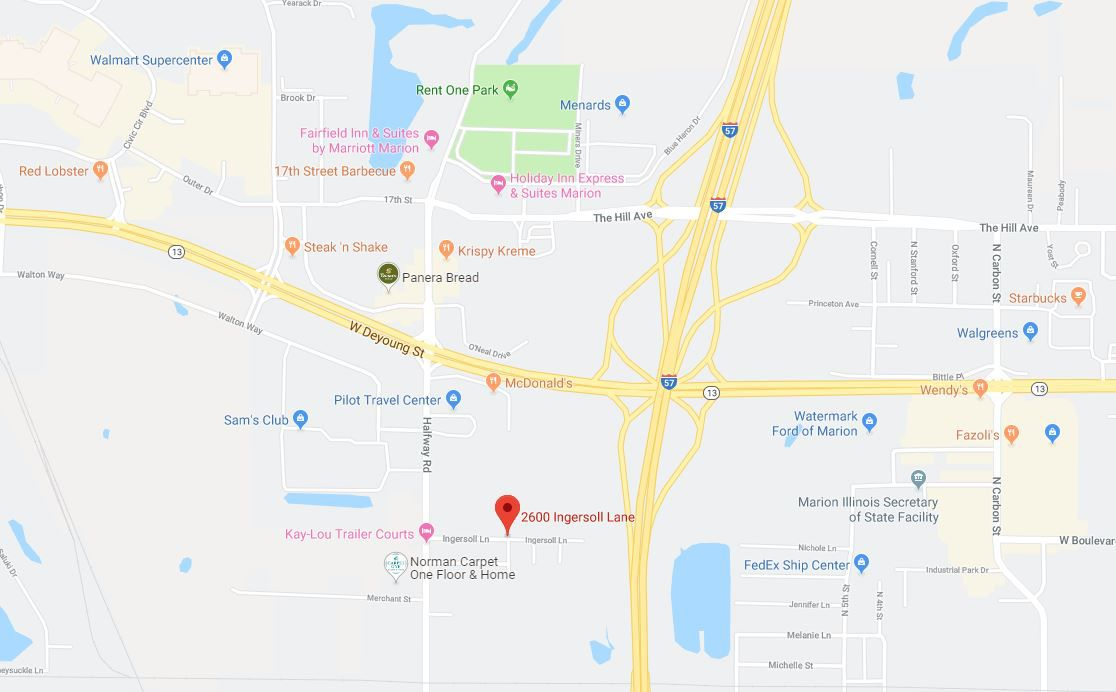 Marion, Illinois man injured in officer-involved shooting ... on map of marion ohio, mapquest marion il, marion city il, map of marion indiana, map of central falls ri,