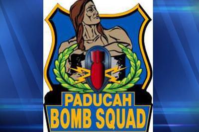paducah bomb squad logo