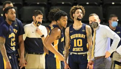 Racers fall flat against in 71-61 loss to Tennessee Tech