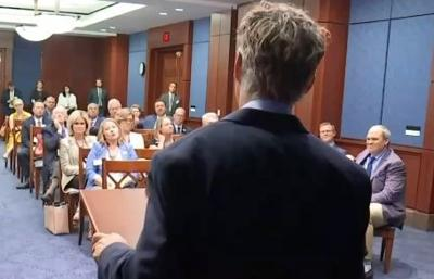 Rand Paul Chamber fly-in 1