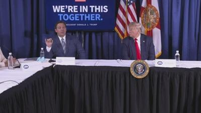 trump roundtable 7/31