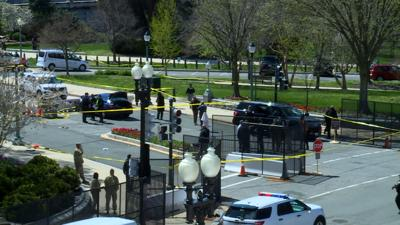 Capitol lockdown CNN