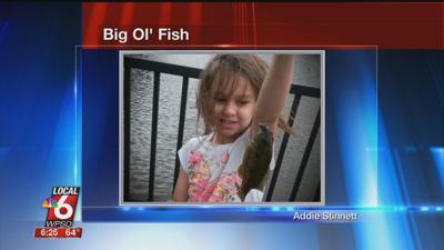 10/8 Big Ol' Fish