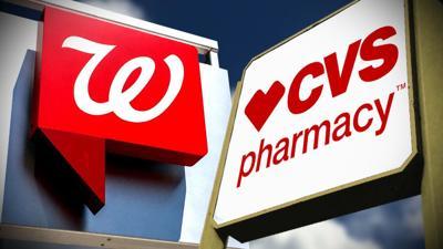 CVS and Walgreens