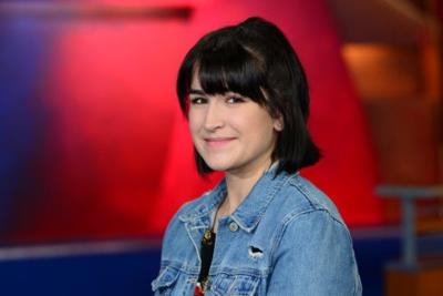 Rebecca Mosella - Bio Photo
