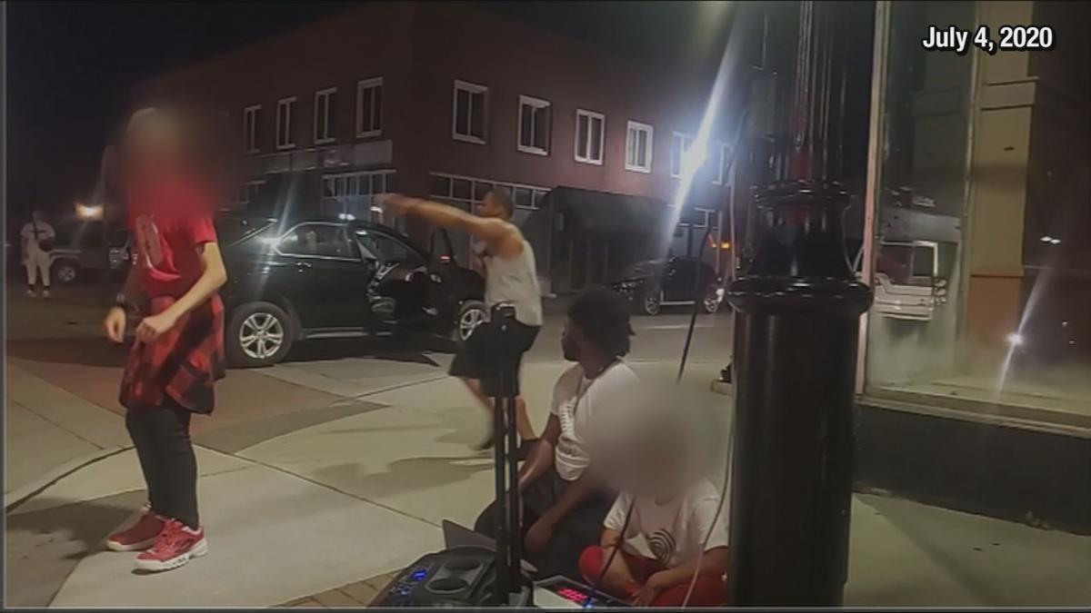 Cape Girardeau assault screenshot