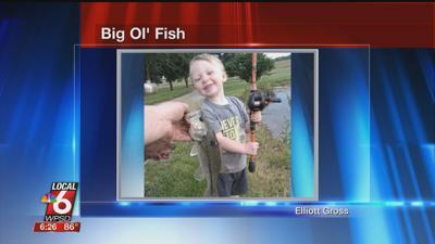 6/29 Big Ol' Fish