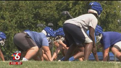 Practices begin for KHSAA fall sports