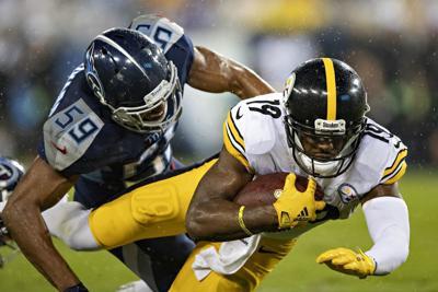 Big Ben makes preseason debut, Steelers beat Titans 18-6