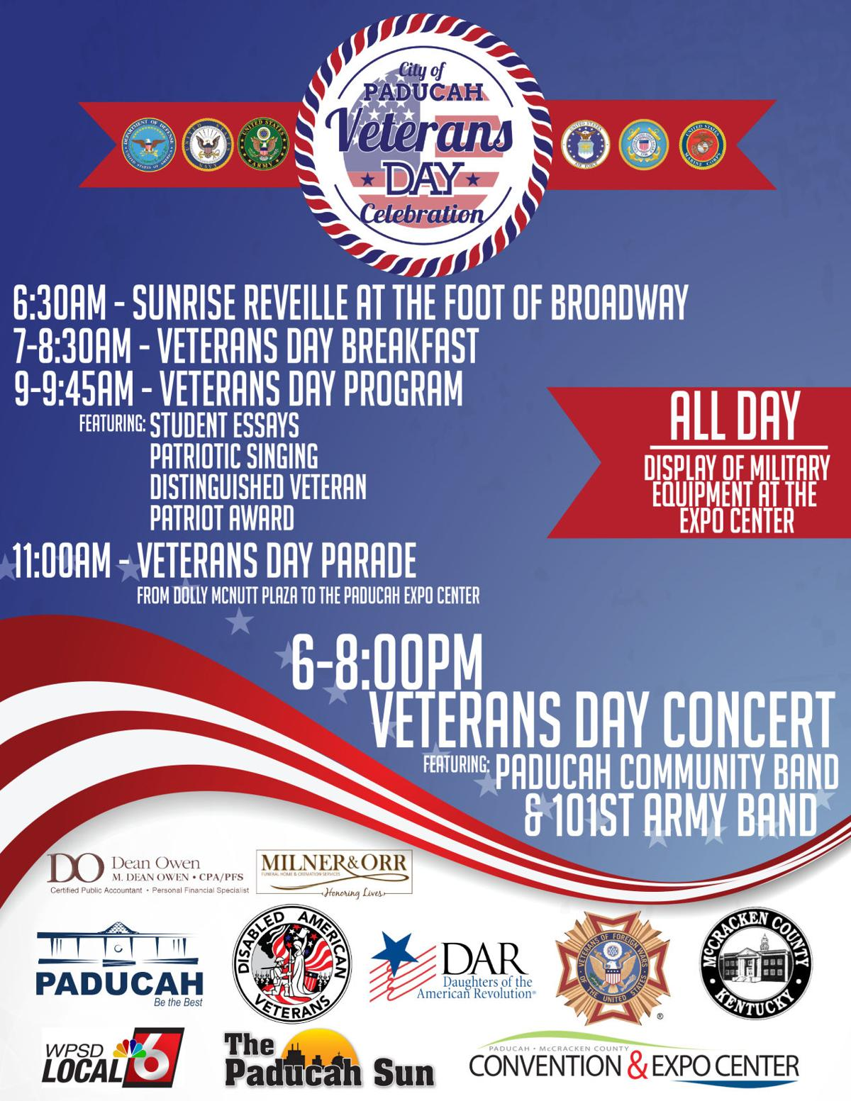 Veterans Day Flyer 100219