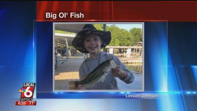 8/19 Big Ol' Fish