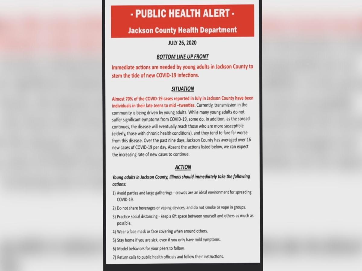 health notice