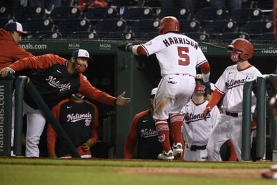 Bases-loaded walk in 8th lifts Nationals past Cardinals 3-2